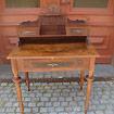 Damenschreibtisch vom Antik-Center Königs-Wusterhausen/Brandenburg, anktike Möbel, Gründerzeitmöbel, Restaurierung uvm.